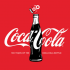 Sticla Contur Coca-Cola aniverseaza 100 de ani