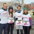 Delta Studio si Vladimir Draghia sprijina Padurea Copiilor cu 1000 puieti la Semimaratonul Gerar