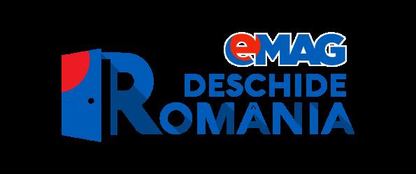 Logo Deschide Romania