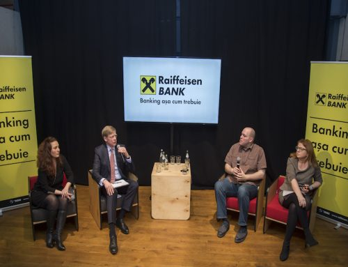 Raiffeisen Bank își schimbă poziționarea de brand printr-o campanie-manifest