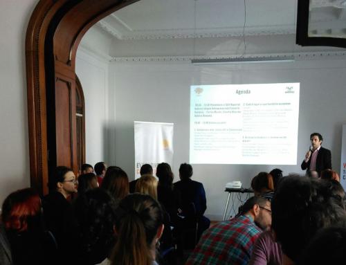 Ashoka Romania a lansat rezultatele Raportului Național despre Antreprenoriatul Social