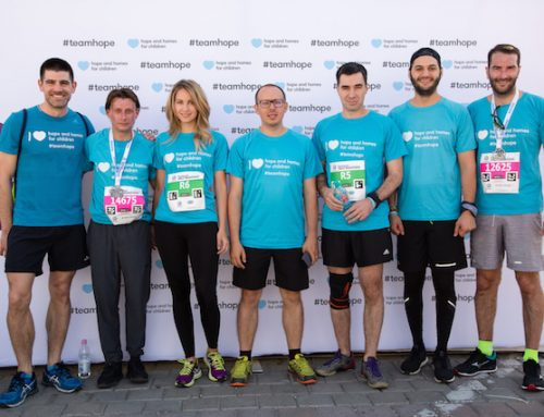 500 de alergători au strâns 250.000 lei pentru cauza HHC la Semimaratonul București