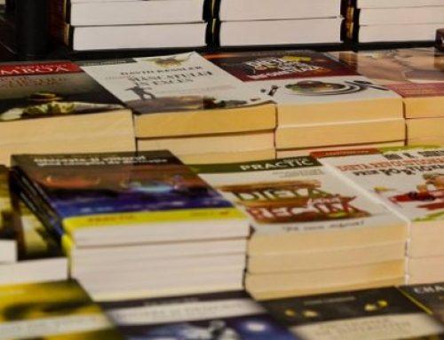 2 cărți cu scop caritabil lansate la Bookfest 2018