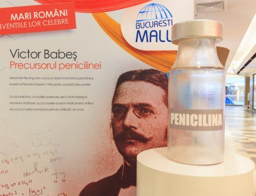 București Mall celebrează Centenarul cu o expoziție despre inventatorii români