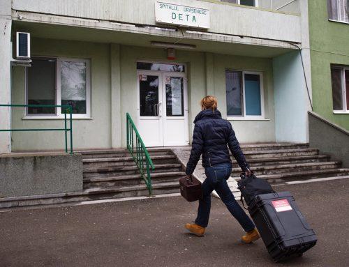 Pacienții din județele Timiș și Caraș-Severin au primit servicii medicale prin telemedicină