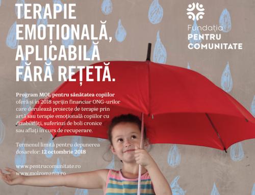 Mol România a anunțat rezultatele Programului Mol pentru sănătatea copiilor